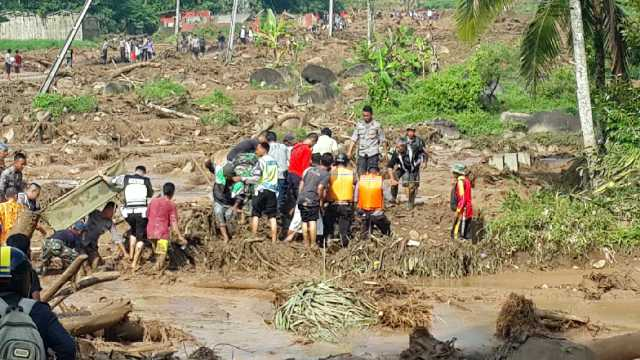 Ini Kronologis Banjir Bandang di Cisalak yang Menewaskan 6 Orang