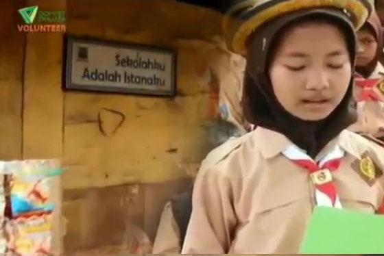 Video Siswa SD Minta Gubernur Banten Perbaiki Sekolahnya Ini Jadi Viral