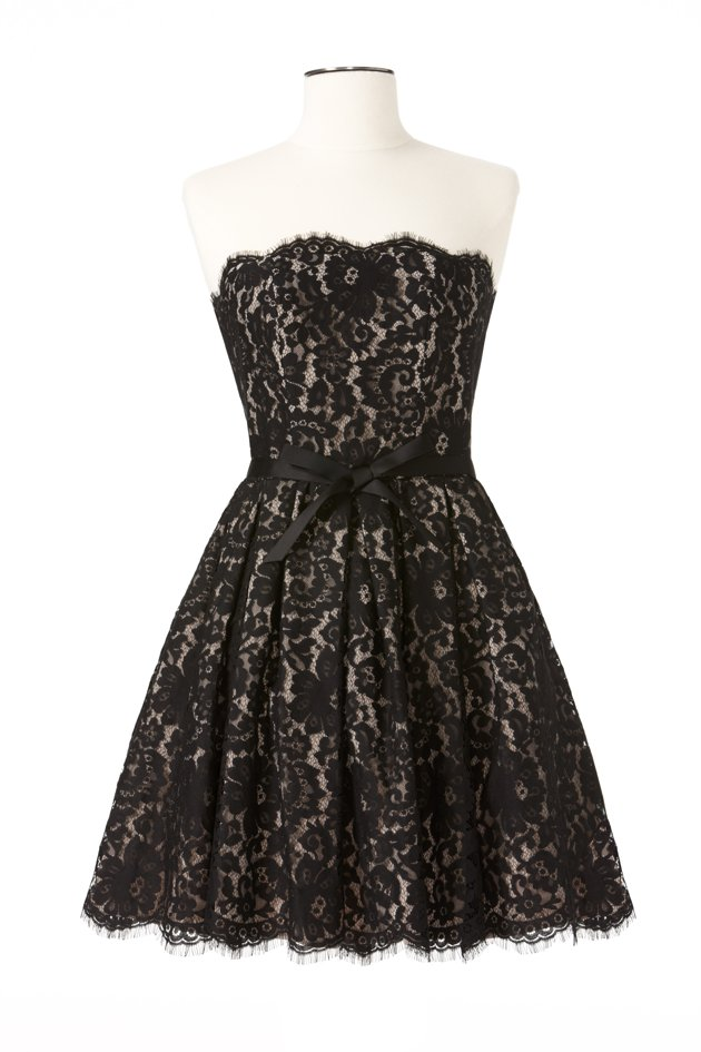 d5aaa1635 Robert Rodriguez Dress ($99.99) - lace overlay with a fitted bodice