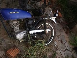 Guarda Municipal flagra desmanche de motos furtadas em Martinópolis
