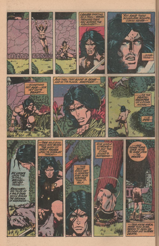 Conan the Barbarian (1970) Issue #11 #23 - English 22