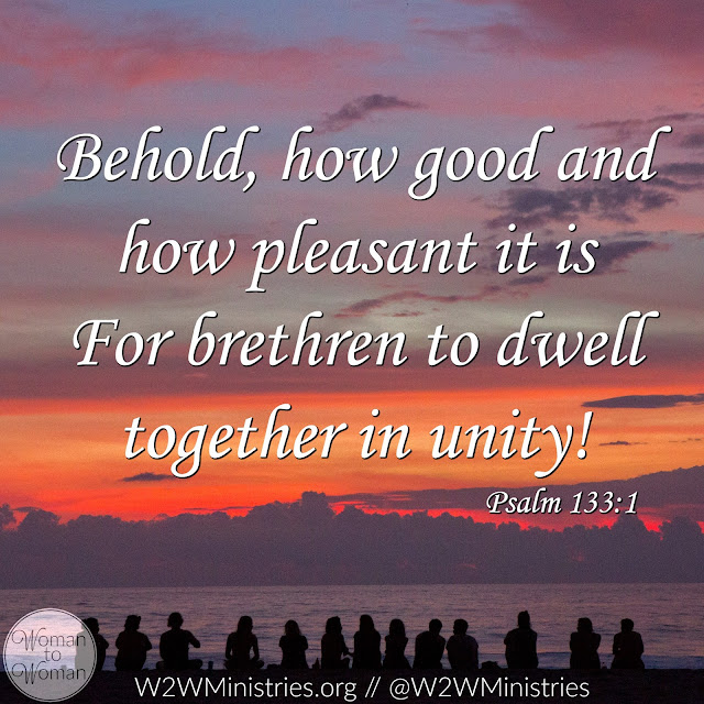 When we living in unity, it is good and pleasant. #unity #friendship #sisterhood #relationship