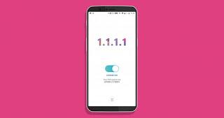 تطبيق 1.1.1.1 من كلاودفلير لتسريع الإنترنت