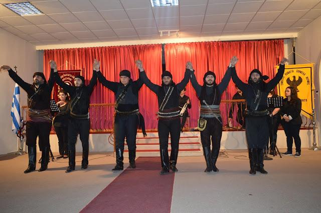 """Συνεχίζονται οι πρόβες των χορευτικών στο Σωματείο """"Παναγία Σουμελά"""" Θέρμης"""