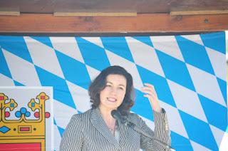 Staatssekretärin im Bundesverkehrsministerium, Dorothee Bär