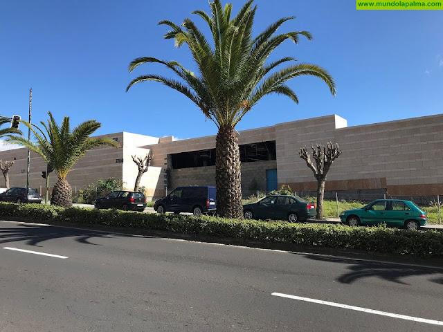 El Cabildo impulsa los trabajos que permitirán concluir las obras del Parque Cultural Islas Canarias, en Los Llanos de Aridane