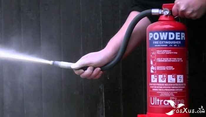 4 Jenis APAR (Alat Pemadam Api Ringan) Beserta Gambar, Fungsi, dan Cara Penggunaanya