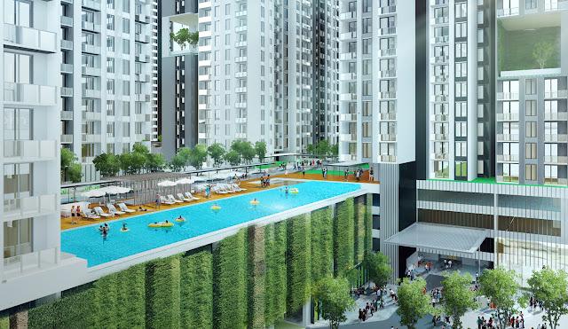 Căn hộ Hà Đô centrosa garden quận 10