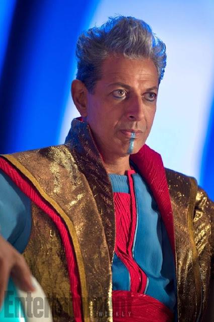 Jeff Goldblum es el Gran Maestro en Thor: Ragnarok