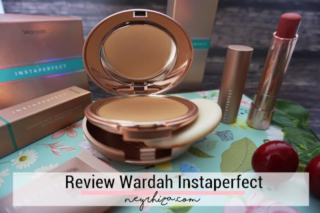 review instaperfect wardah