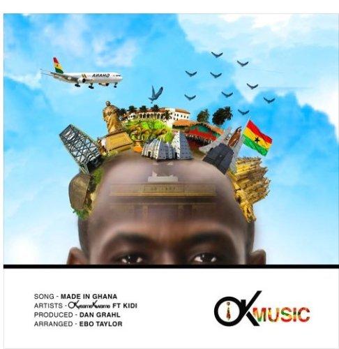 Okyeame Kwame feat. Kidi – Made In Ghana (Prod. by Dan Grahl)