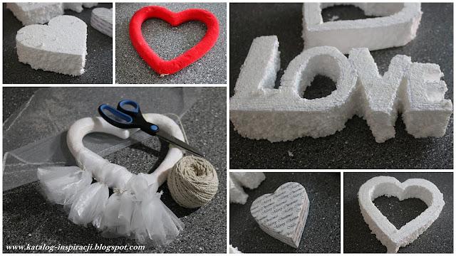 dekoracyjne serca