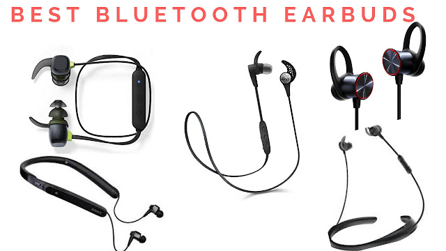 Best Bluetooth earbudsP: the best 5 earbuds