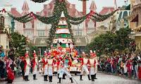Disneyland Park Paris: Natale con Frozen, Disney Dreams, Principesse e la Parata
