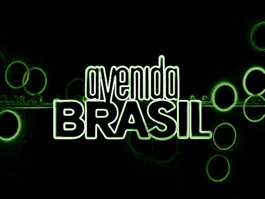 """""""AVENIDA BRASIL"""" - A NOVELA DA GLOBO NO LUGAR DE """"FINA ESTAMPA"""" - REDE GLOBO"""