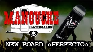 Manouche skateboards