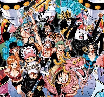 Download Anime Dragon Crisis One Piece Sub Indo Episode 001-864 [Batch X265]