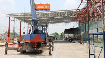 Buriram Home Builders Merchants Ruangsangthai expands