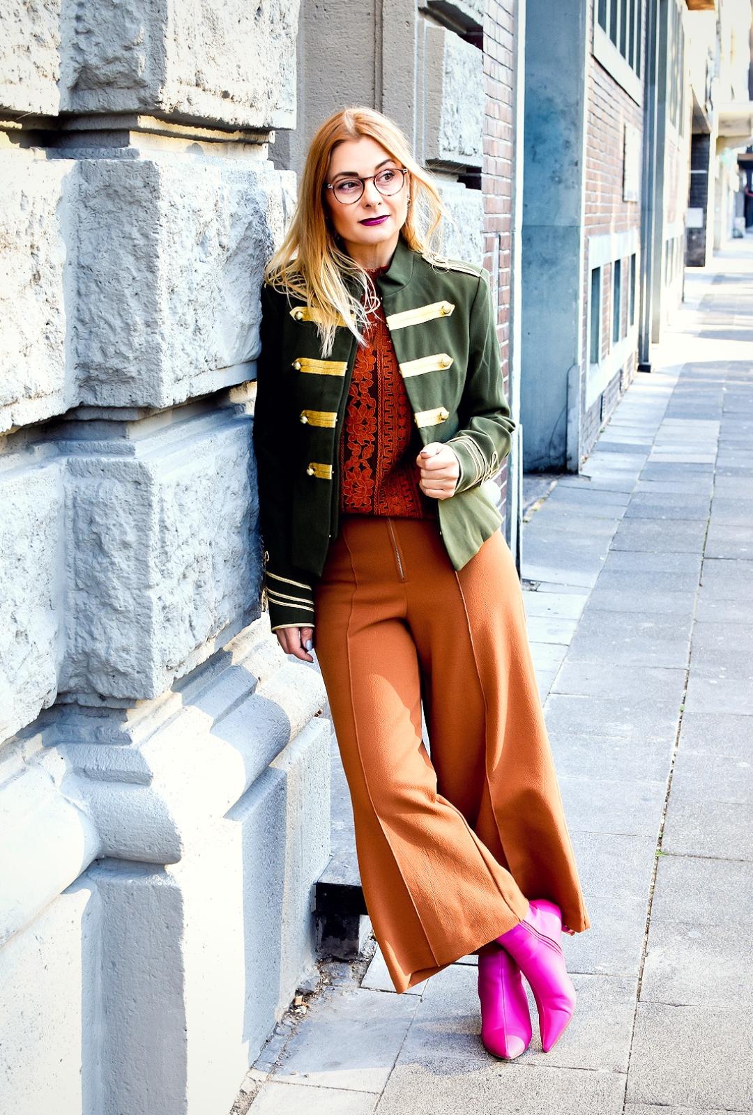 Mode für Frauen ab 40, Modeideen, Outfit,Mode Inspiration für Frauen ab 40