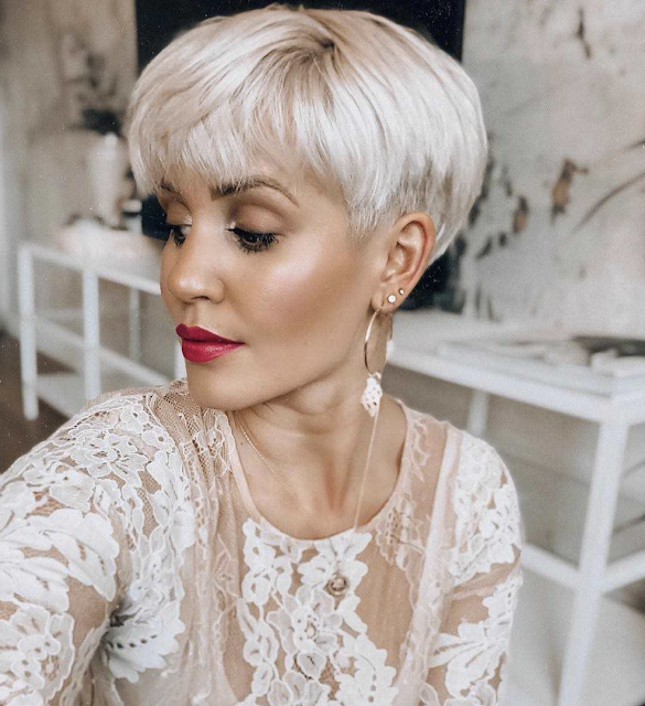 latest short pixie cut hairstyles 2019