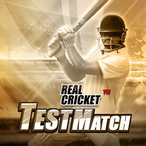 Real Cricket Test Match Game