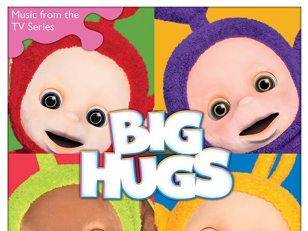 Giveaway - Teletubbies Big Hugs CD