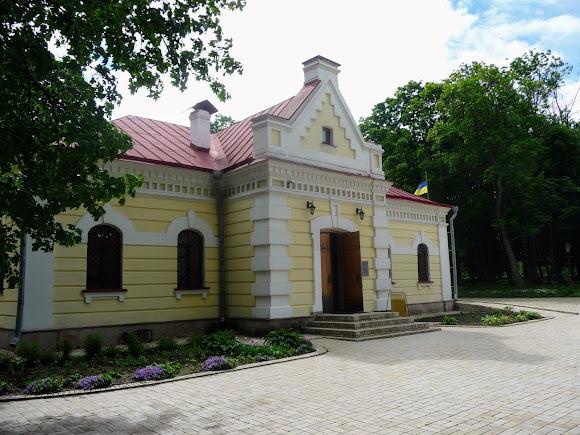 Батурин. Музей «Дом Генерального судьи Левобережной Украины». 1672
