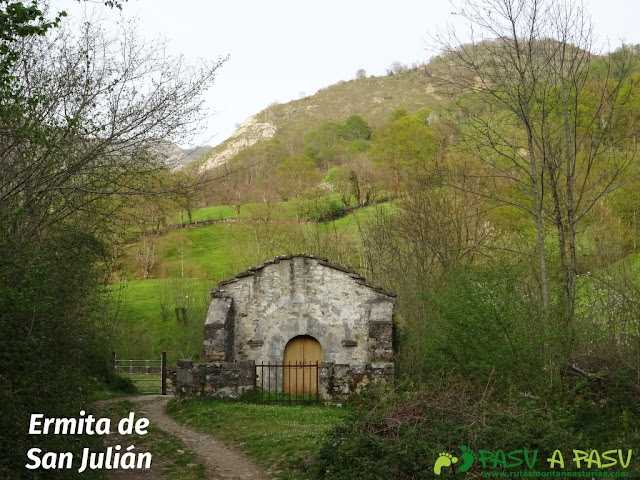 Ermita de San Julián, Aller