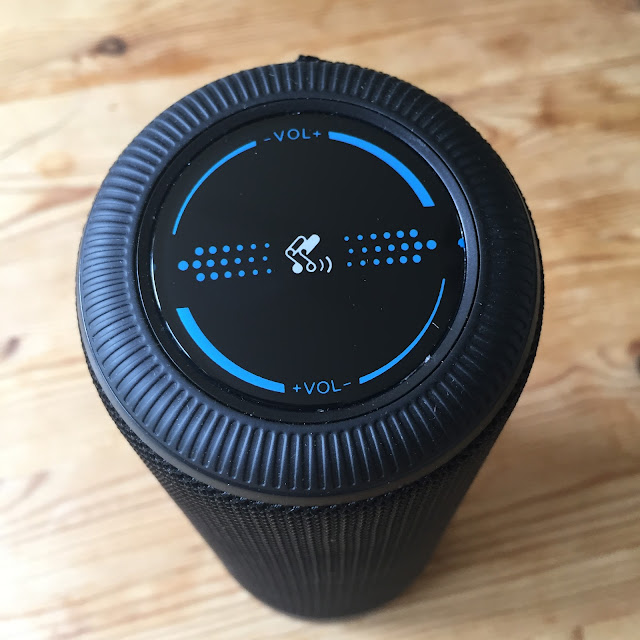 SoundPEATS P4 Bluetooth Wireless Speaker