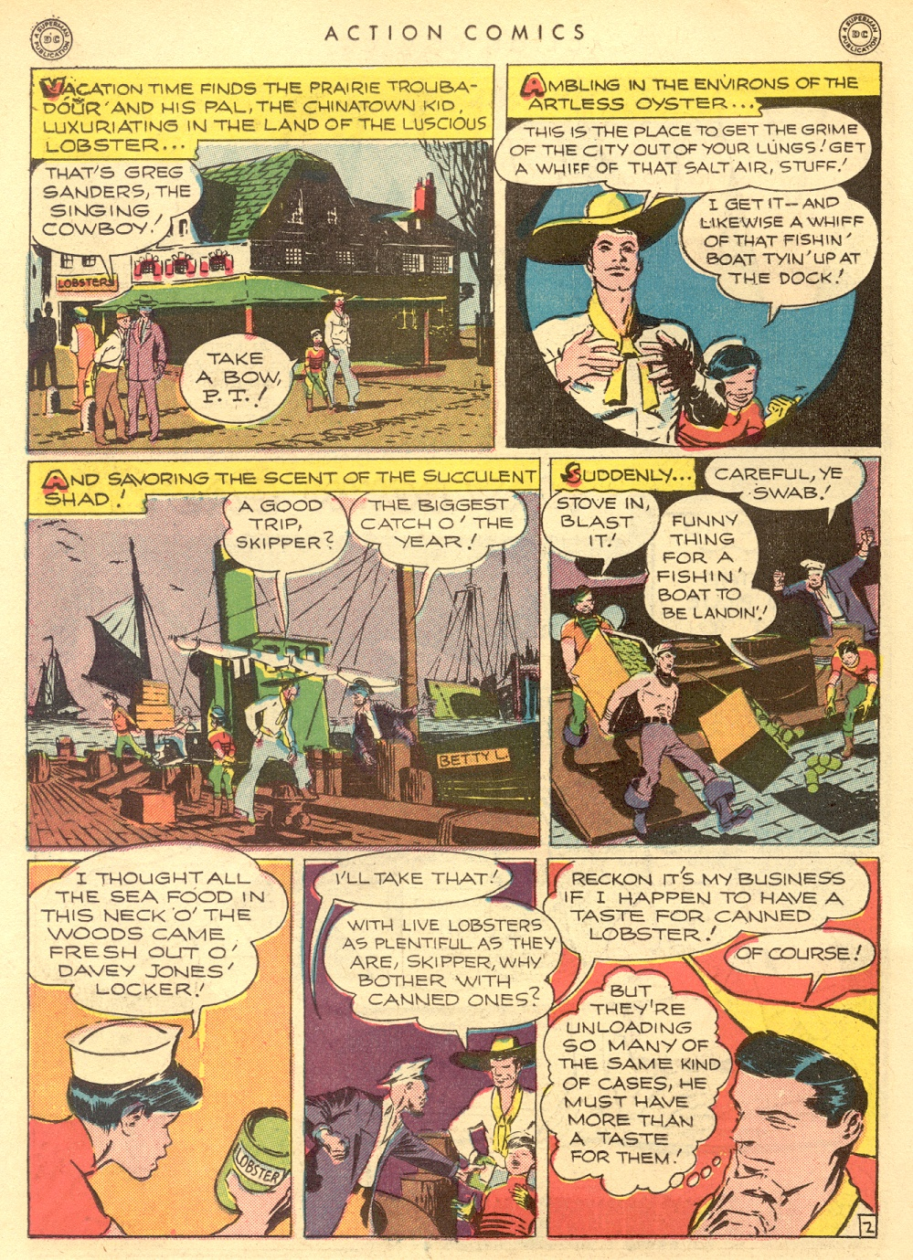 Action Comics (1938) 93 Page 29