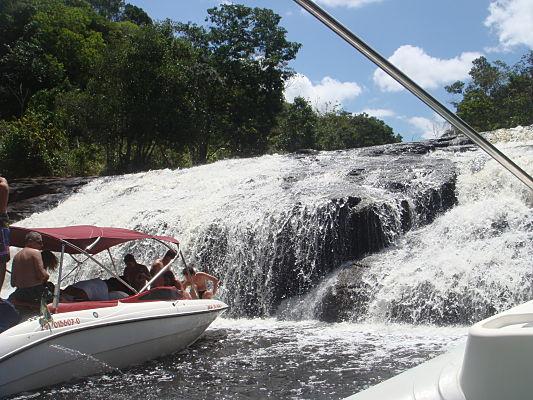 cachoeira tremembe baia camamu