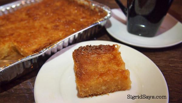 El Ideal cassava cake