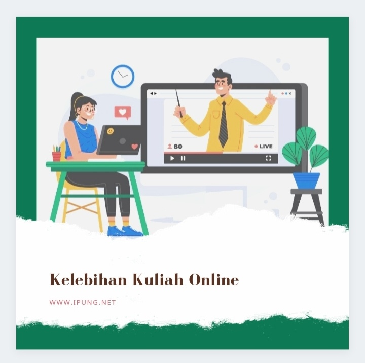Kuliah Online, Kelebihan Dan Biayanya