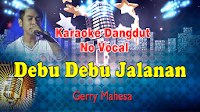 karaoke-debu-debu-jalanan-no-vocal