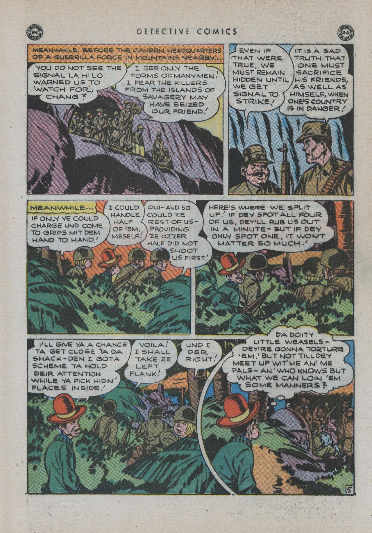 Read online Detective Comics (1937) comic -  Issue #108 - 43