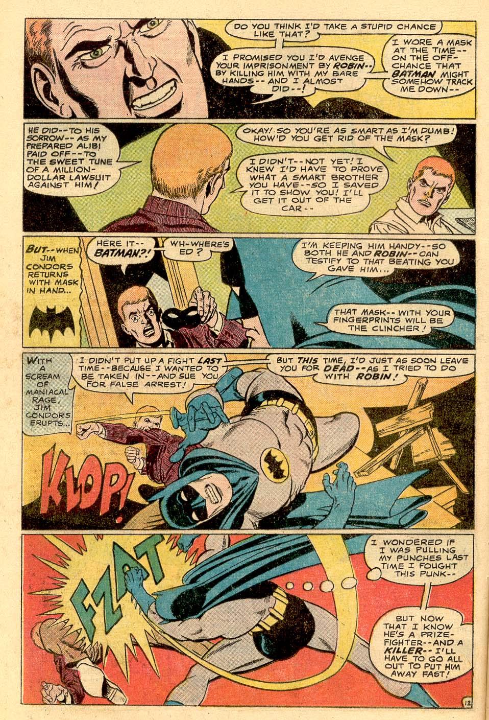 Detective Comics (1937) 374 Page 15