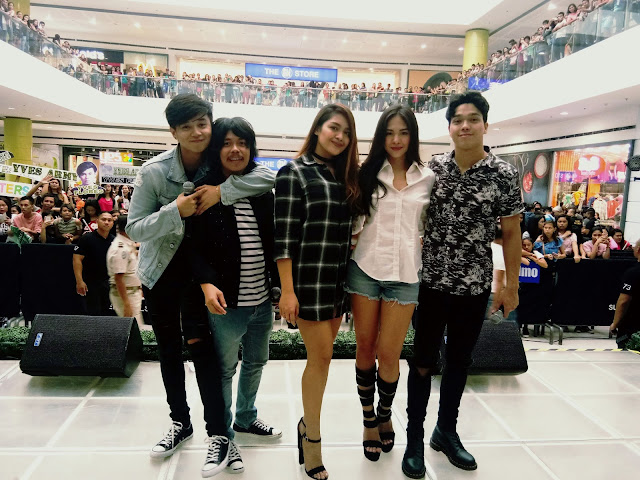'Bloody Crayons' Mall Tour at SM City San Jose Del Monte