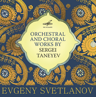 TANEYEV, S. - Orchestral and Choral works