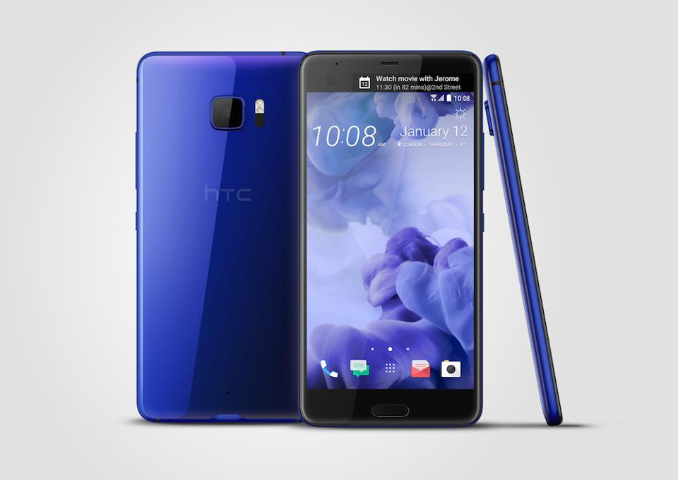 سعر ومواصفات هاتف HTC U 11 الجديد 2017 بالصور والفيديو