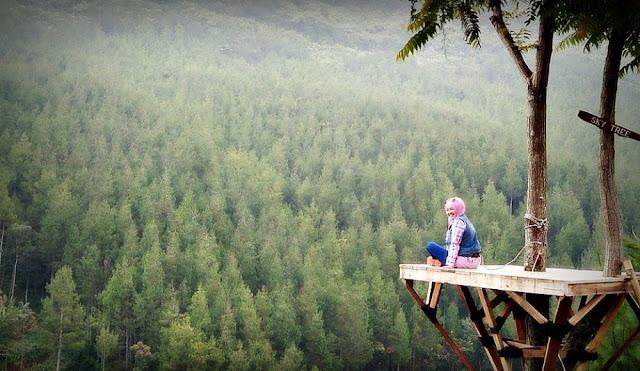 The Lodge Maribaya spot wisata alam di bandung
