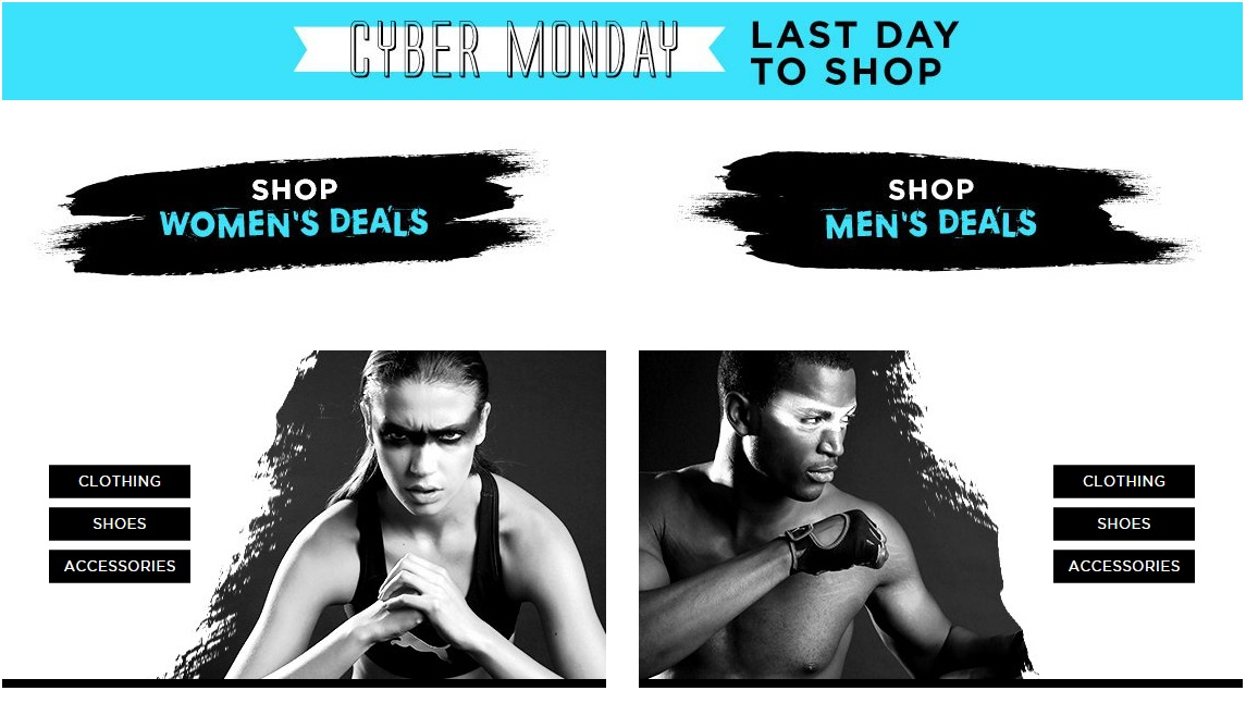 #CyberMonday Zando Cyber Monday deals last day to shop in South Africa