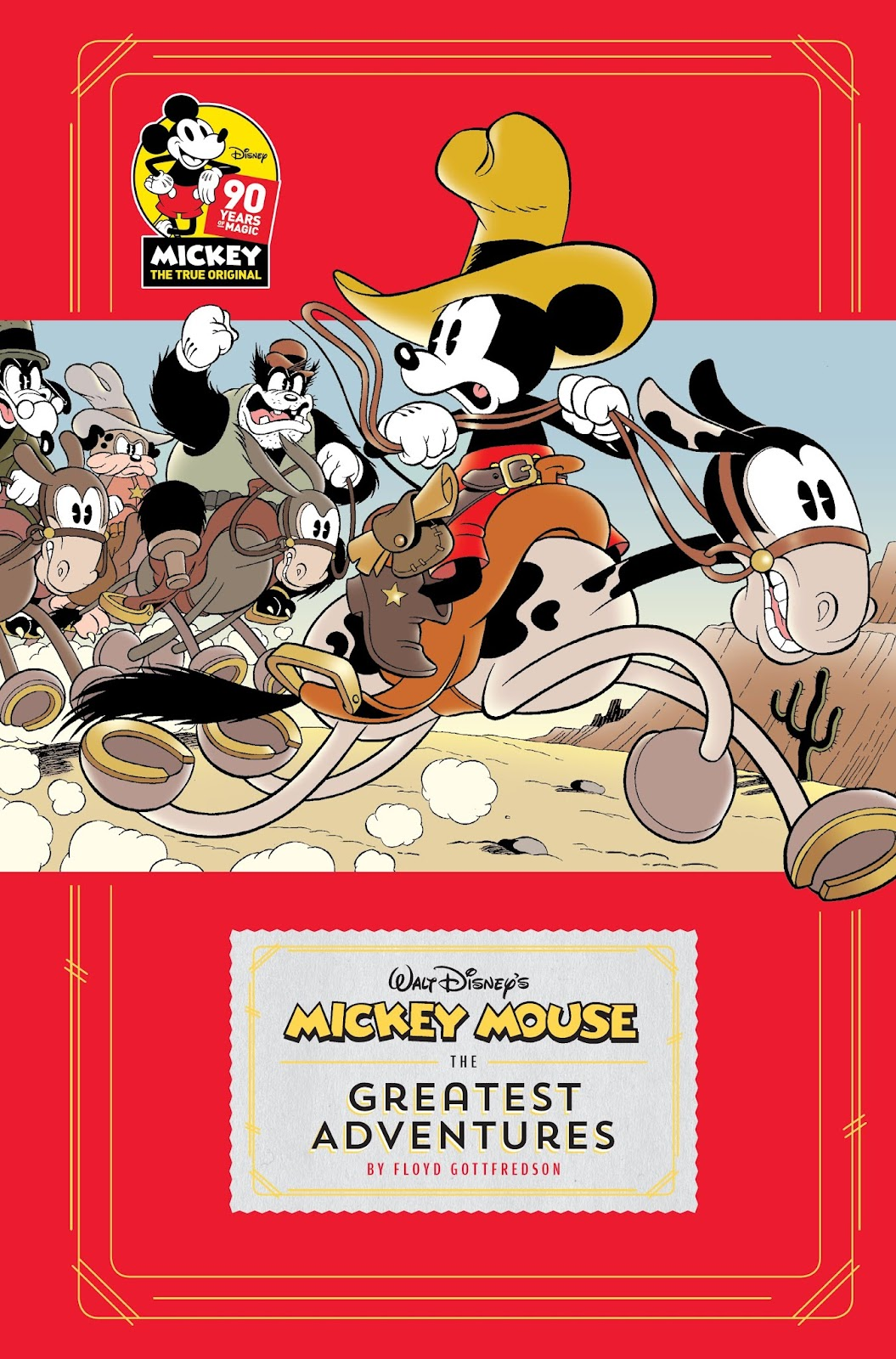 Read online Mickey Mouse: The Greatest Adventures comic -  Issue # TPB (Part 1) - 1