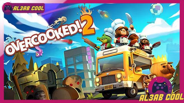 تنزيل لعبة الطبخ Overcooked 2 من الميديا فاير