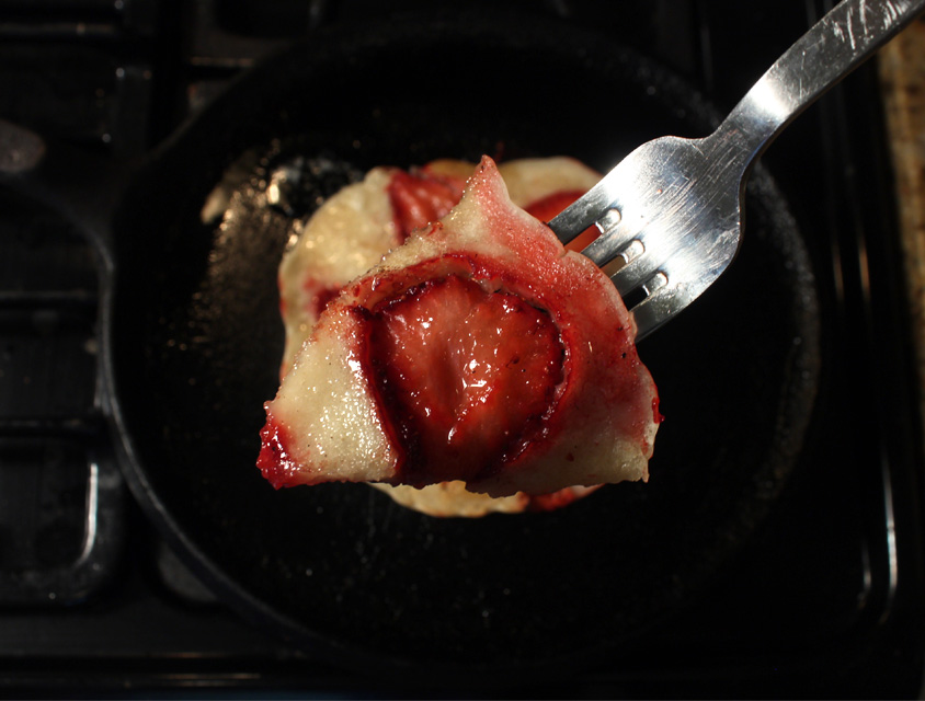 The 99 cent chef strawberry pancakes video recipe if you can get them from a farmers market or roadside fruit stand you are indeed fortunate but even from regular grocery store fruit bins they are sweet ccuart Images