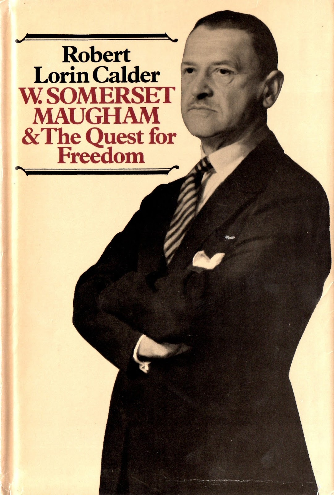 the get away from simply by n somerset maugham essay