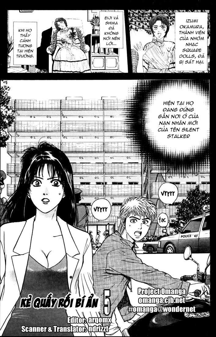 Psychometrer Eiji chapter 31 trang 3