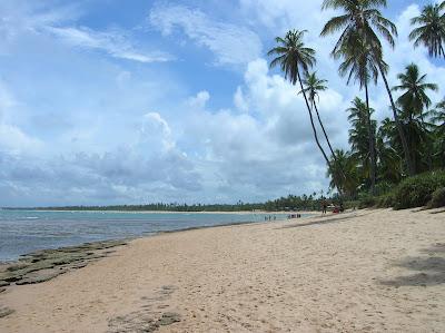 Playa Pontinho de Baixo, Praia do Forte, Brasil, La vuelta al mundo de Asun y Ricardo, round the world, mundoporlibre.com