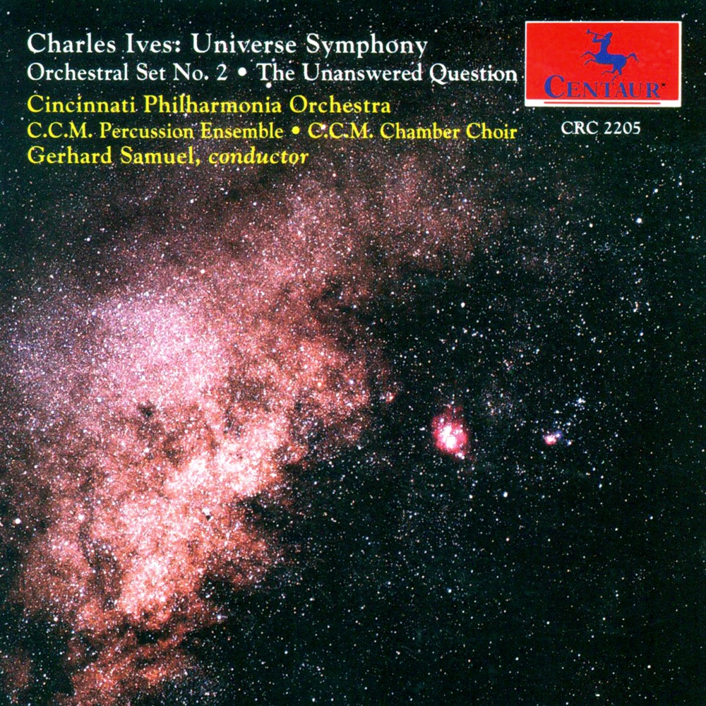 Magical journey charles ives universe symphony for The ives