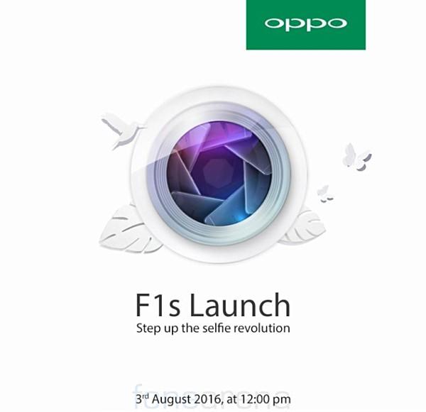 Oppo F1s akan resmi diperkenalkan tanggal 3 Agustus, dibekali kamera selfie 16 MP
