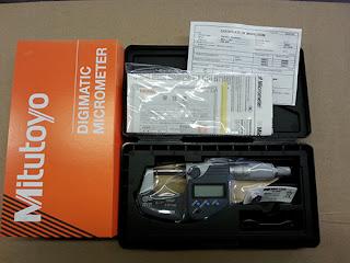 Darmatek Jual Mitutoyo 293-330 Micrometer